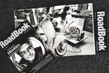 L'histoire de V2M racontée par le célèbre RoadBook